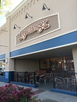 Le Boulanger (at the old Bergman's Building)
