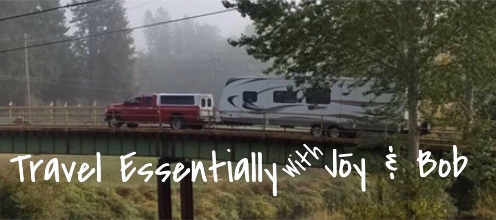 Travel Essentially with Joy and Bob doTerra Essential Oils