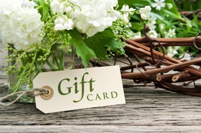 ギフトカード・商品券のプレゼント│30種類のギフト券からピッタリのものを探そう