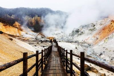 北海道屈指の温泉地『登別温泉』で日帰り入浴が楽しめる旅館7選