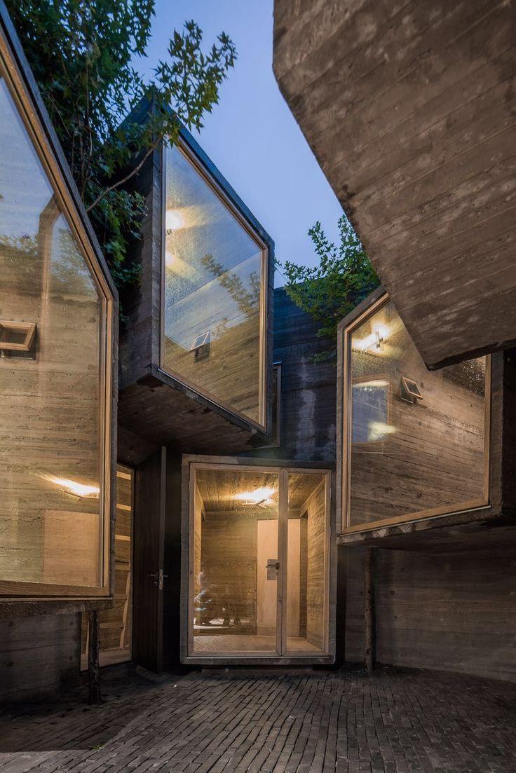 Modern House Design  Architecture  Micro Hutong  zaostandardarchitecture  Dear Art