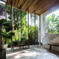 Modern Interiors Design : nishizawa architects installed a ...