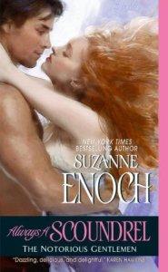 Always a Scoundrel Suzanne Enoch