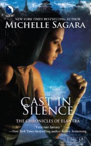 Cast in Silence by Michelle Sagara