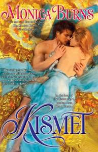 Cover of Kismet by Monica Burns