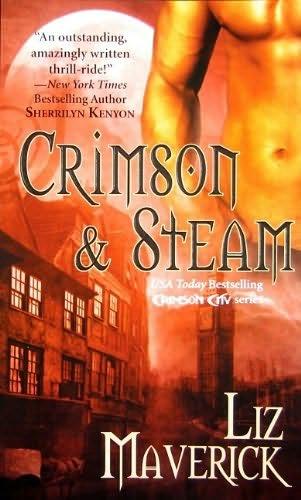 Crimson & Steam cover image