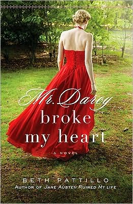 Mr Darcy Broke My Heart Cover