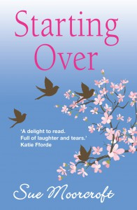Cover image for Starting Over by Sue Moorcroft