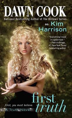 Dawn Cook book cover