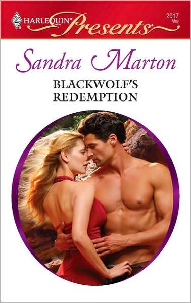 Blackwolf's Redemption by Sandra Marton