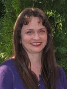 headshot of Christy English