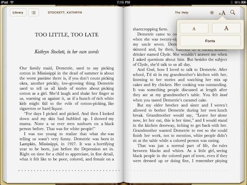 iBook internal