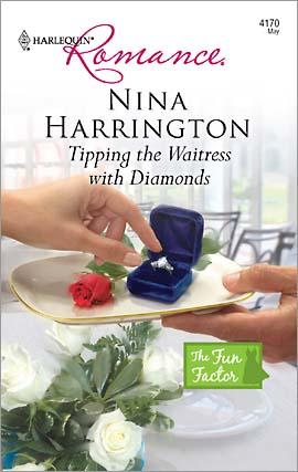 Tipping the Waitress with Diamonds by Nina Harrington