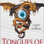 Tongues of Serpents by Naomi Novik