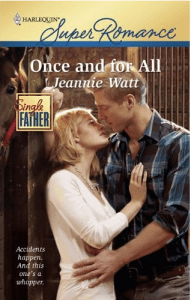 Once and For All Jeannie Watt