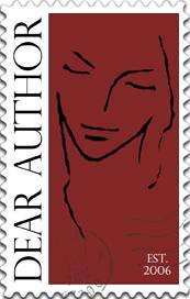Dear Author stamp