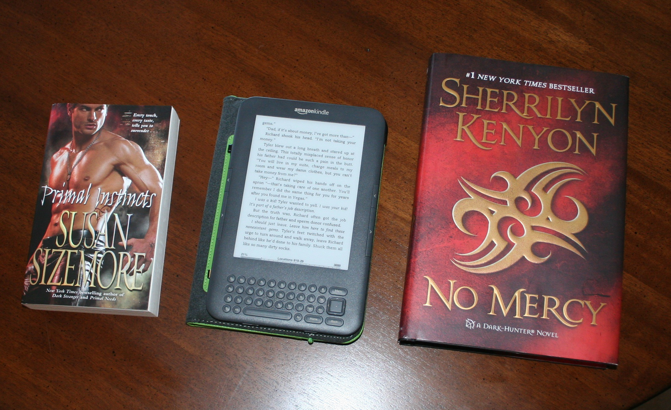 Review Of The Kindle 3 Lighted Cover And A Brief History Of