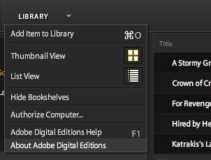 Adobe authorization username