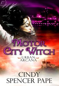 Motor City Witch