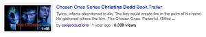 christina dodd book trailer
