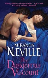 the dangerous viscount by miranda neville