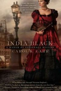India Black Carol Carr