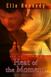 Heat Of Moment by Elle Kennedy