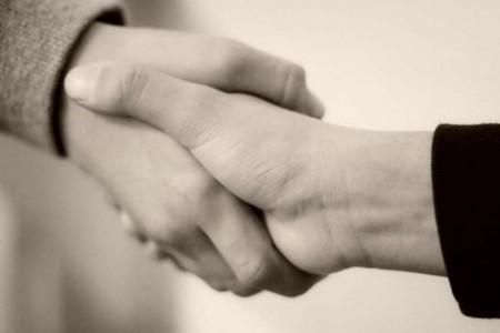 handshake-sepia