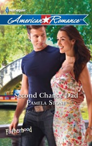Second Chance Dad by Pamela Stone
