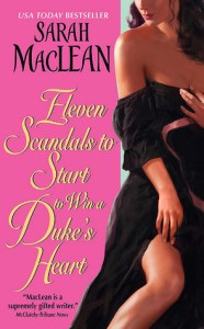 Eleven Scandals to Start to Win a Duke's Heart