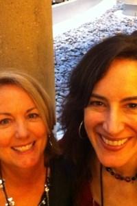 Christie Ridgway and Veronica Wolff