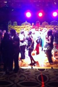 Dancing at EC