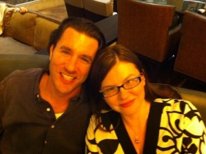 Barry Eisler and Victoria Dahl