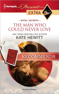 The Man Who Could Never Love by Kate Hewit
