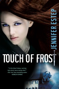 touch of frost