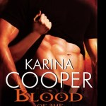 Blood of the Wicked Karina Cooper