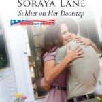 soldier on her doorstep Soraya Lane