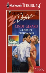 A Bride for Crimson Falls by Cindy Gerard