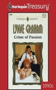 Crime of Passion Lynne Graham