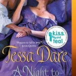 Tessa Dare a night to surrender