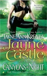 Canyons of the Night Jayne Castle Jayne Ann Krentz