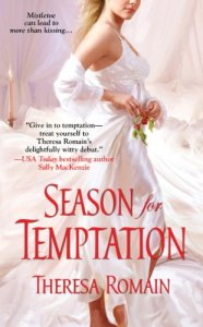 Season for Temptation Theresa Romain