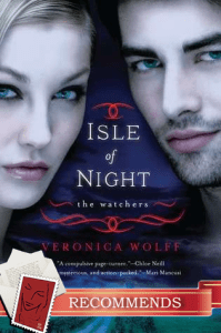 Isle of Night Veronica Wolff