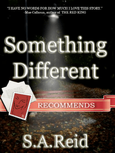 Something Different S.A. Reid