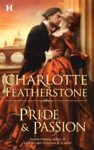 Charlotte Featherstone Pride and Passion