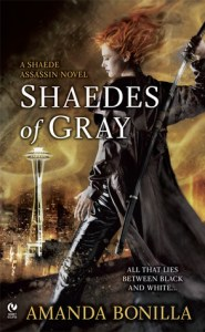 Shaedes of Gray by Amanda Bonilla