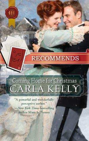 Coming Home For Christmas.Review Coming Home For Christmas Anthology By Carla Kelly