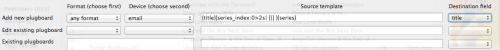 calibre plugboard email