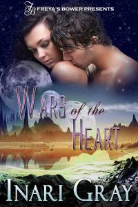 Wars of the Heart by Inari Gray