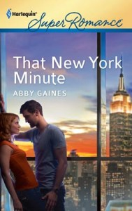 New York Minute, Abby Gaines